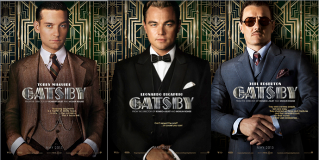 The Great Gatsby Male characters