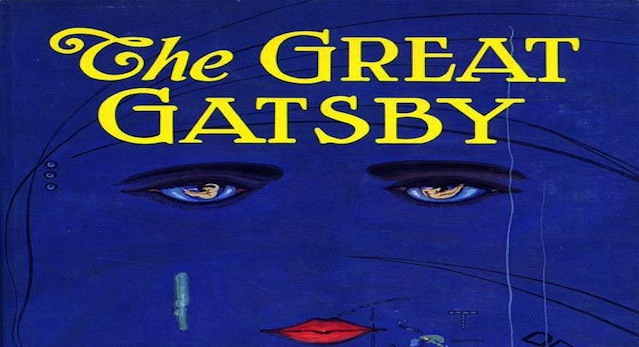 the great gatsby book cover eyes
