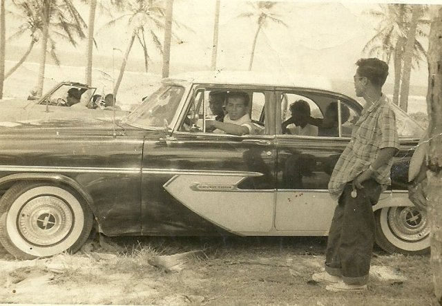 Philippines back in the 1950's