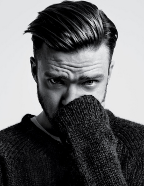 Take A Look: Justin Timberlake's T-Magazine Shoot by Hedi Slimane